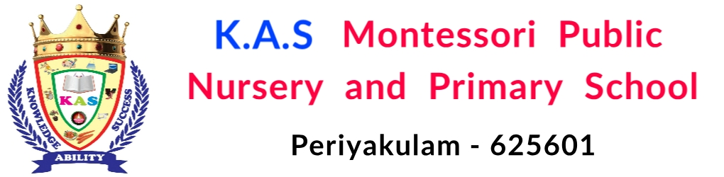 K.A.S Montessori Public and Nursery School - Periyakulam